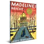 顺丰包邮 Madeline's Rescue 玛德琳的狗狗救星 1954凯迪克金奖 廖彩杏推荐英文原版绘本美国Top
