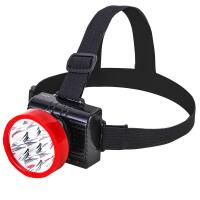 佳格强光头灯探照灯户外充电LED钓鱼灯防水远射自行车灯手电筒 YD3306