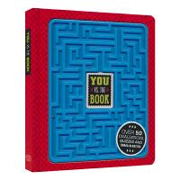 You VS. the Book 你能打败这本书吗? 益智游乐活动书 50+个烧脑挑战高智商俱乐部挑战你的大脑