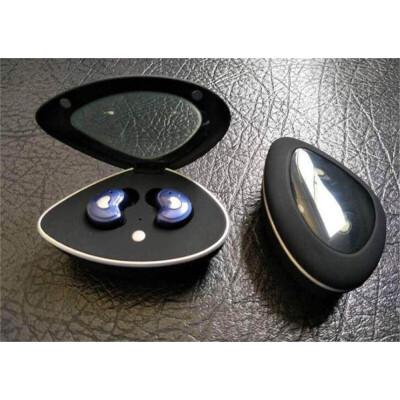 新款TWS蓝牙耳机 真无线双耳 K9蓝牙耳机带移动电源 手机蓝牙耳机苹果华为安卓手机通用 配置2200毫安精巧充电盒,可为耳机随时充电