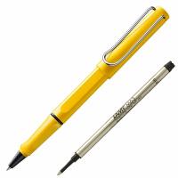 德国LAMY/凌美 safari狩猎者系列 亮黄色签字笔 狩猎者宝珠笔 学生商务签字笔 凌美签字笔礼品 走珠笔 水笔