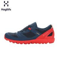 Haglofs火柴棍男款户外登山透气鞋运动防水耐磨轻量徒步鞋497320