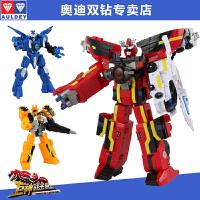 冲锋爆裂战机王超救分队变形机器人玩具巨神战击队3套装2召唤器
