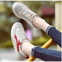 百年纪念春秋季新款休闲运动女鞋冬季百搭小白鞋圆头平底单鞋1603