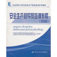 安全生产督导员培训教程(初级)