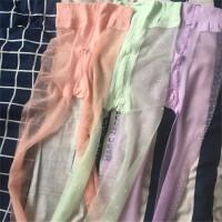 免脱开档彩色丝袜连裤袜日系糖果趣性感透明T裆防勾丝袜