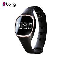 bong XX智能运动防水手表计步器消息显示睡眠监测来电提醒安卓IOS运动检测智能手环