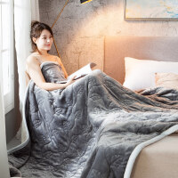 20181019222649348珊瑚绒毯双层加厚法兰绒毛毯秋冬季盖毯保暖毯子床单人双人被子