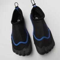 男式五指鞋情侣款涉水鞋浮潜鞋漂流鞋溯溪鞋潜水鞋滑水鞋沙滩冲浪