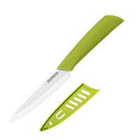 美帝亚陶瓷刀4寸水果刀健康厨房刀具削皮刀宝宝辅食刀便携瓜果刀