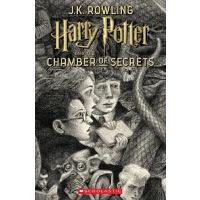 【现货】英文原版 哈利波特与密室 20周年纪念版 美国版 Harry Potter and the Chamber o