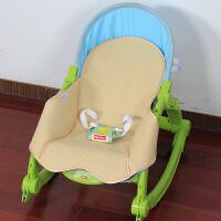 凉席适用于费雪婴儿摇椅摇篮凉席澳贝儿童摇摇椅躺椅秋千凉席坐垫SN2360 其它