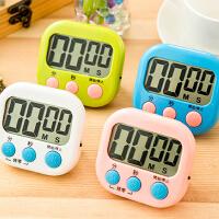 计时器倒记厨房定时器学生做题时间管理电子提醒器秒表闹钟家用
