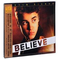 贾斯丁/贾斯汀比伯 Justin Bieber Believe 专辑CD+DVD+写真+海报
