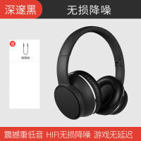 I60无线蓝牙耳机头戴式游戏电脑手机苹果运动HIFI耳麦可接听电话低音炮麦克风oppo开车华为通用 标配