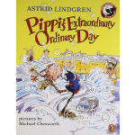 Pippi's Extraordinary Ordinary Day (Picture Book)皮皮不平凡的一天IS