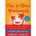 【预订】The 4-Hour Workweek, Expanded and Updated: Escape 9-5,