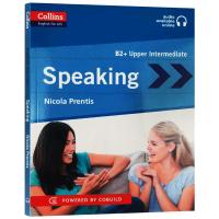 Collins English for Life Speaking b2 英文原版 柯林斯生活英语口语教材 英文版原版中