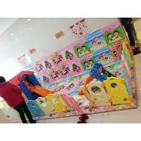 拼图儿童节礼物环保拼接卡通拼图儿童婴儿泡沫铺地垫爬爬行垫子大号加厚602.0CM 爬行垫子拼图 儿童