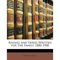 【预订】Rhymes and Verses Written for the Family, 1880-1908