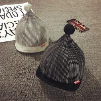 儿童帽子春秋薄款棒球帽男宝宝帽子1-2岁夏遮阳帽婴儿帽鸭舌帽女