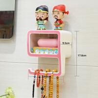 肥皂盒吸盘壁挂皂盒肥皂架免打孔香皂架置物架创意卫生间香皂盒