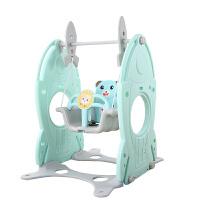 儿童室内荡秋千吊椅萌虎宝宝家用滑滑梯秋千户外女小孩1-3岁婴儿玩具