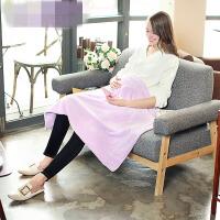婧麒防辐射服孕妇装正品肚兜衣服围裙银纤维盖毯防辐射毯子放射服