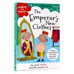皇帝的新衣 童话学语音Reading with Phonics The Emperor's New Clothes英文