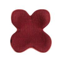 【网易CEO丁磊推荐】MTG 矫正舒缓护腰脊椎美臀坐垫 红/ 深棕/深红/黑 防止驼背