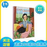 【预订】Coco Chanel (Genius) 天才可可・香奈儿 英文原版儿童艺术启蒙6-12