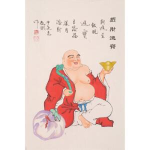 敬斌《招财进宝》DDJB684503
