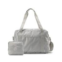 大容量旅行箱包出差短途手提拉杆包男女旅行包袋行李袋防水可折叠 中