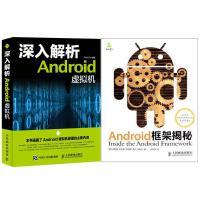 深入解析Android 虚拟机 垃圾回收内存优化JNI C、C++ Linux Java+Android框架揭秘
