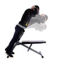 多功能哑铃凳健身椅 小飞鸟仰卧板 多功能健身椅罗马椅卧推 卧推健身器材健身器单人站多功能健