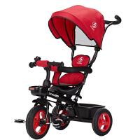 儿童三轮车脚踏车宝宝手推车大号婴儿童车