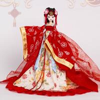 唐韵佳人古装换装娃娃儿童女孩生日礼物