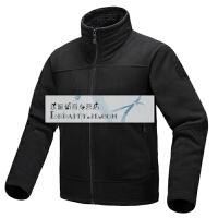 城市猎手户外抓绒衣 加厚男秋冬保暖开衫军迷用品战术外套