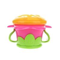 宝宝零食杯婴儿辅食盒幼儿童防摔食物储存碗餐具防泼洒