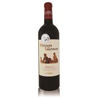 匠心美乐干红葡萄酒 法国原瓶进口 750ml
