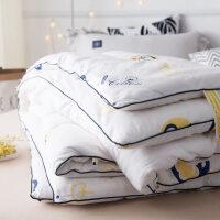 家纺棉面料棉花被 棉被芯 冬季棉被 垫被150 200 180 220 240 如图色 240cmx220cm 10斤