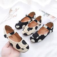 儿童公主鞋女童单鞋宝宝小中大童外穿演出鞋
