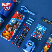 迪士尼文具礼盒儿童文具套装铅笔盒小学生生日礼物幼儿园学习用品六一儿童节礼物礼包文具圣诞套装
