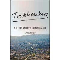 【现货】英文原版 麻烦制造者:硅谷的青春期 Troublemakers: Silicon Valley's Comin