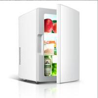 【支持�Y品卡】 便�y式��d冰箱18L家��捎秒�子冷暖箱�W生宿舍迷你小冰箱 f5e