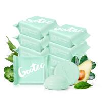 喜朗谷斑香水内衣精油皂10块装母婴适用贴身衣物洗衣肥皂