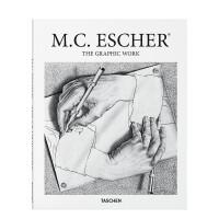 [Basic Art 2.0] M.C.ESCHER M.C.埃舍尔 手绘手作品集艺术