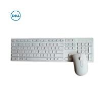戴尔 KM636 无线键鼠套装超薄巧克力键盘 白色 KM632升级版