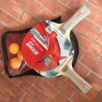 乒乓球拍�和�初�W者小�W生便宜2只�b幼��@中�W生小朋友小孩����