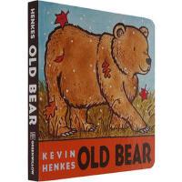 【英文原版】Old Bear  熊爸爸(卡板书)